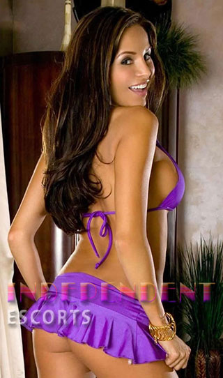 Independent escorts in Las Vegas show off how busty they are.